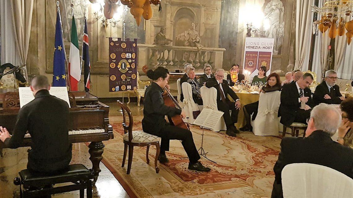 18 dicembre 2018 – LC Venezia Host – Serata degli Auguri