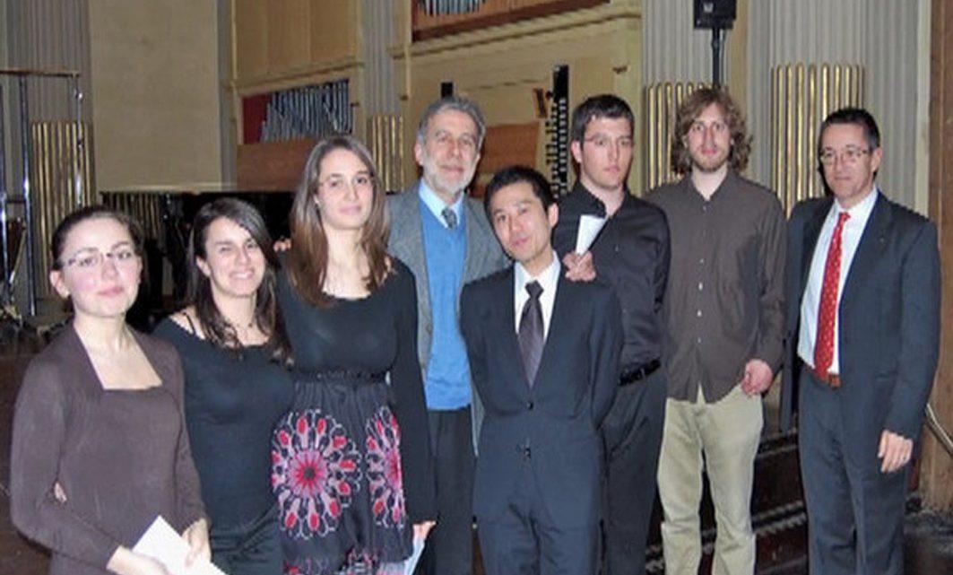 2010 Borse di Studio per il Conservatorio Benedetto Marcello