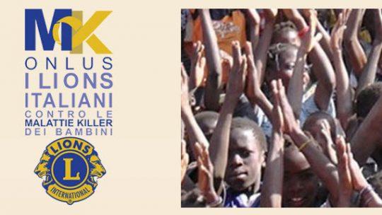 Siglato l'accordo di partenariato tra i Lions del Burkina e dell'Italia