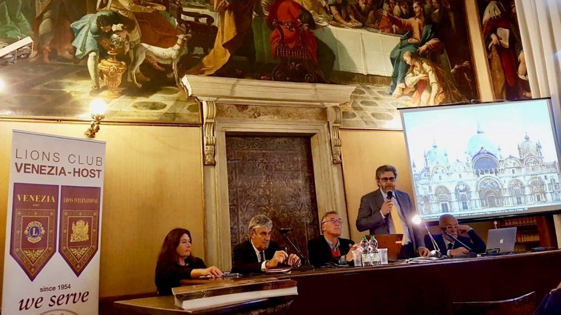 """12 aprile 2019 – Incontro pubblico su """"La salvaguardia e la conservazione del patrimonio artistico a Venezia, opportunità e prospettive per i giovani"""""""