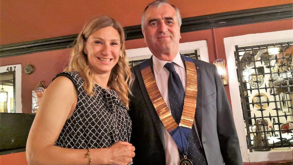 """""""PASSAGGIO DEL MARTELLO"""" per il Lions Club Venezia Host"""